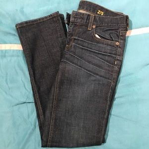 J.Crew Matchstick Jeans